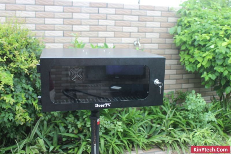 outdoor projector behuizing