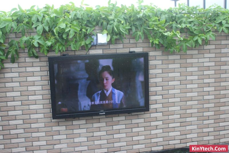 outdoor TV-behuizing