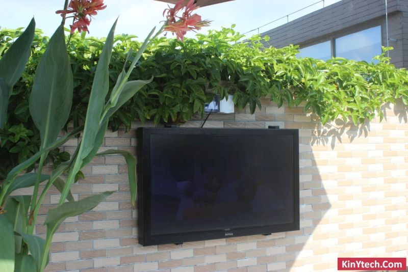 outdoor TV skříň